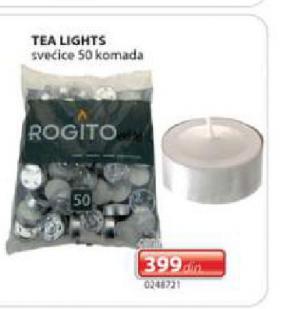 Svećice Tea Lights