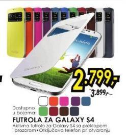 Futrola za Galaxy S4