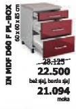 Kuhinjski element In Mdf D60 F Pl-Box