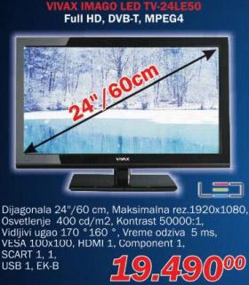 LED televizor Imago 24le50