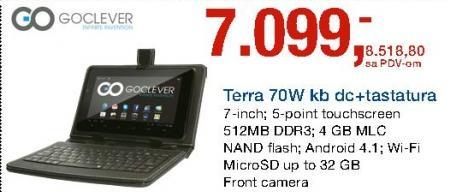 Terra 70W kb dc + tastatura