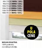 Roletna Megan, 100x170cm