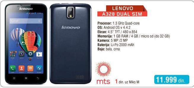 Mobilni telefon A328