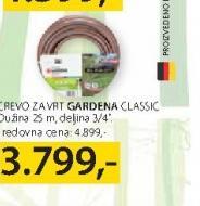 Crevo za vrt, Classic Gardena