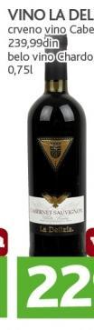 Crveno vino Cabernet Sauvignon
