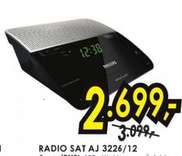 Radio sat AJ 3226/12