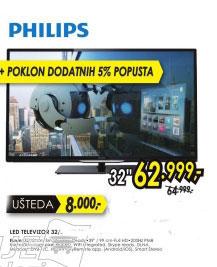 LED Televizor 32PFL4208H/12