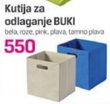 Kutija za odlaganje Buki