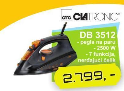 Pegla DB 3512