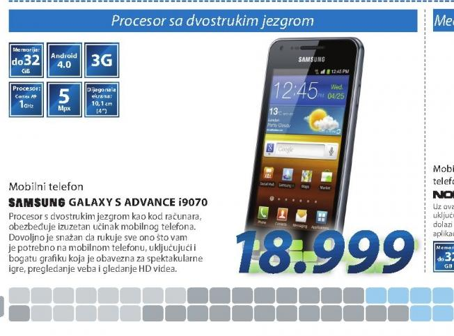 Mobilni Telefon  I9070