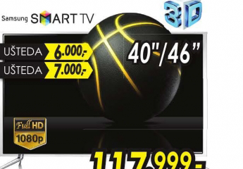 Televizor LED LCD 3D UE46F6800