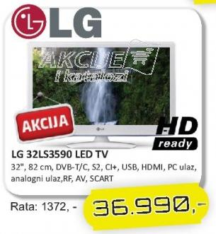 "Televizor LED 32"" 32LS3590"