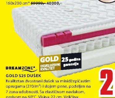 Dušek Gold S25