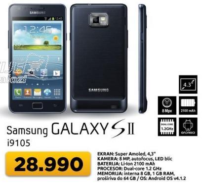 Mobilni telefon Galaxy S II i9105