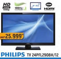 Televizor LED 24PFL2908H/12