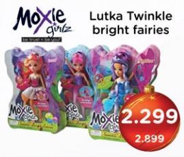 lutka Twinkle Bright fairies Moxie