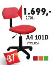 Stolica A4 101D