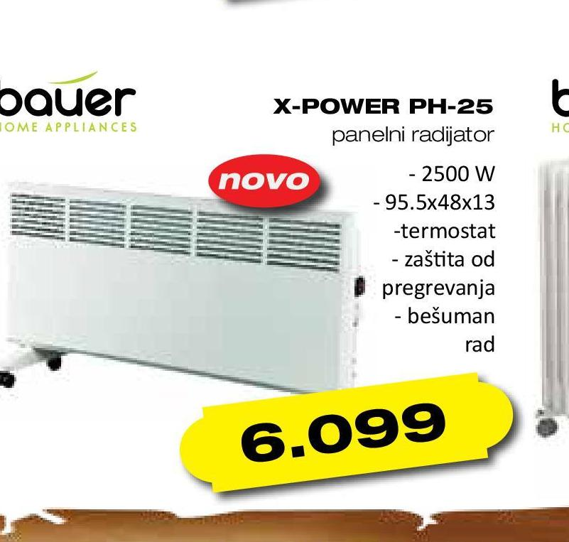 Radijator PH-25