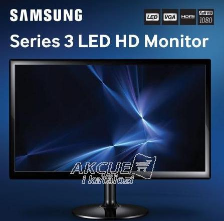 Monitor S23C350H