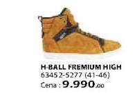 Patike H-ball premium high