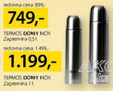 Termos Domy Inox 1l