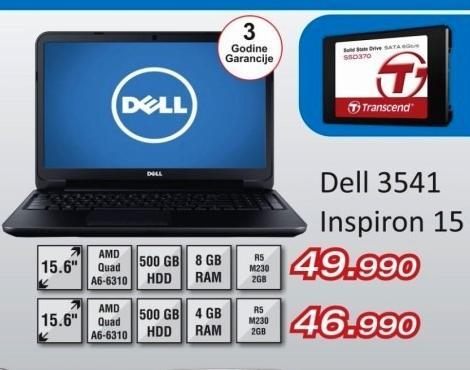 Laptop 3541