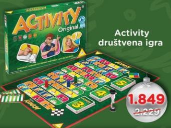 Activity društvena igra