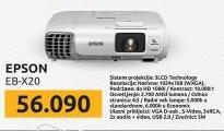 Projektor EB-X20