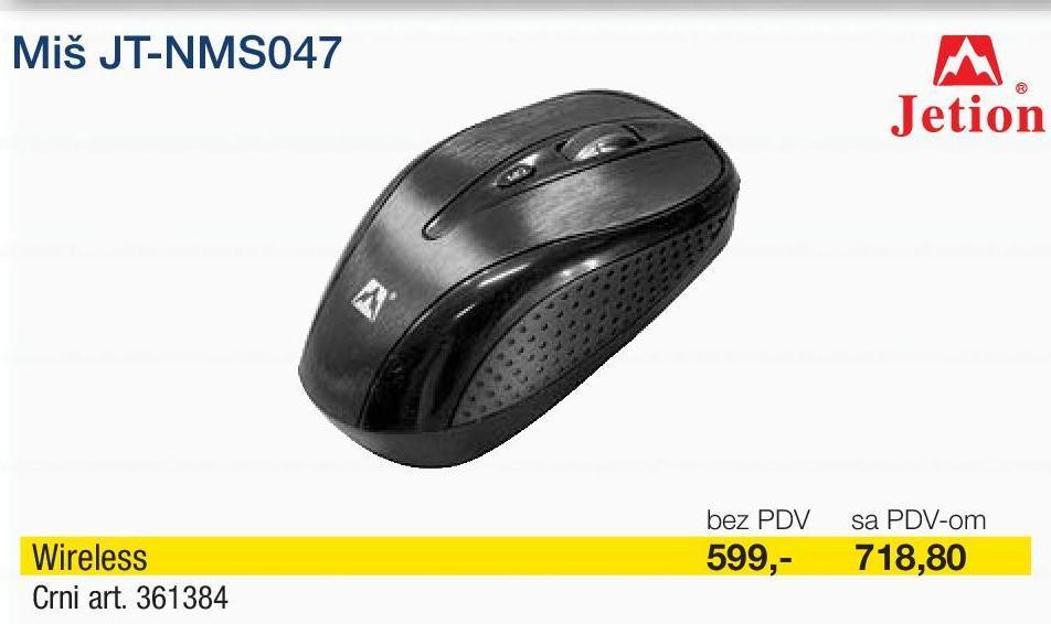 Miš JT-NMS047
