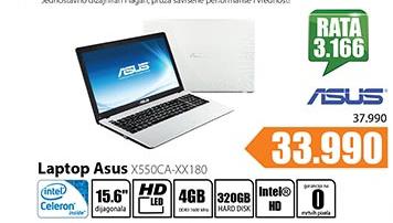 Laptop X550CA-XX180