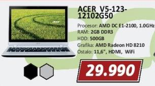 Laptop V5-123-12102g50