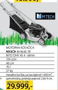Motorna kosačica M 4645 SP