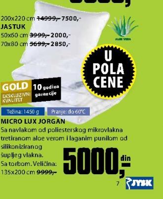 MICRO LUX JORGAN