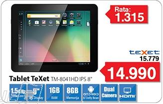 Tablet TeXet Tm-8041hd