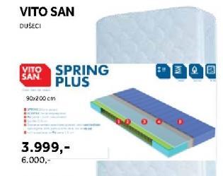 Dušek Spring Plus