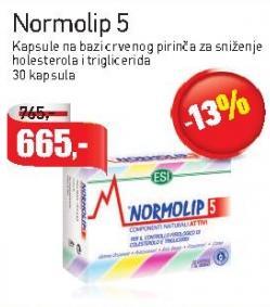 Kapsule Normolip 5