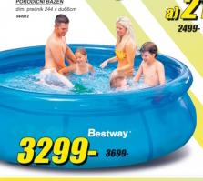 Porodični bazen, Bestway