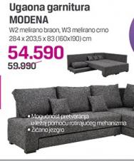 Ugaona garnitura Modena