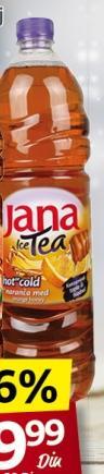 Ledeni čaj narandža i med