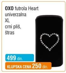 Futrola Heart Oxo