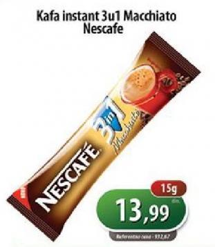Kafa instant 3u1 macchiato