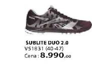 Patike Sublite Duo 2.0 Reebok, v51831