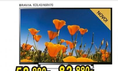 Televizor LED Bravia KDL40R470