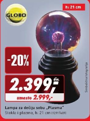 Lampa Plasma