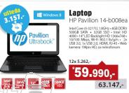Laptop Pavilion 14-b008ea