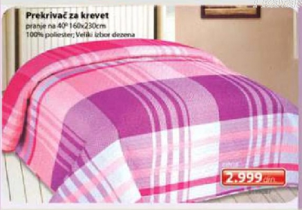 Prekrivač za krevet