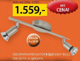 Dekorativni reflektor 83047 Buzz