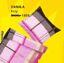 Set posteljine Damila
