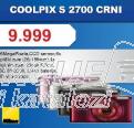 Fotoaparat Coolpix S2700 CRNI