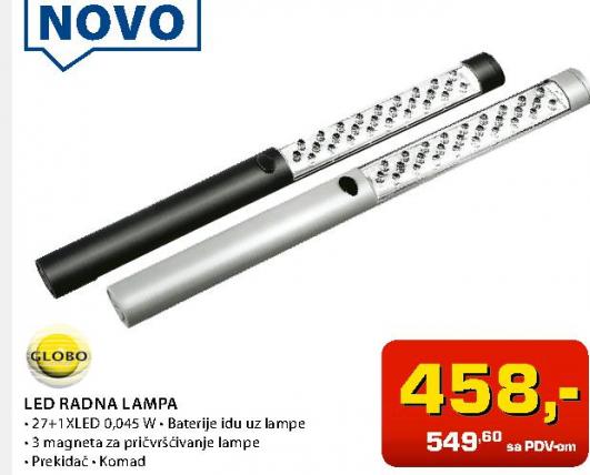 LED radna lampa